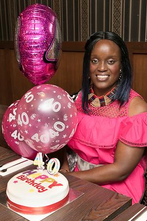 Liz Campbell's 40th Birthday