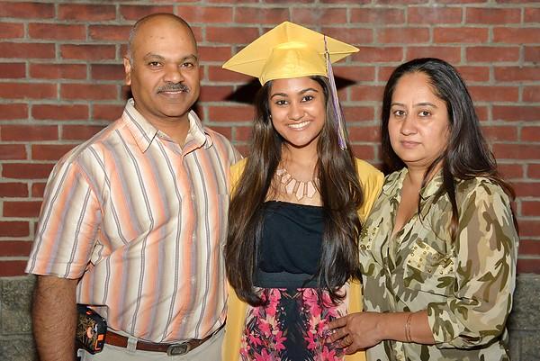 Jojo's Graduation
