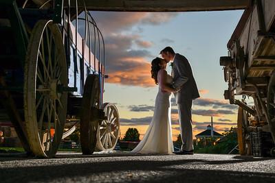 Corey and Amanda's Wedding 10-19-18