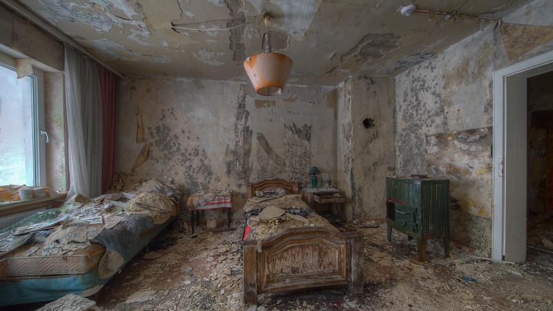 Urbex - Hotel Myst