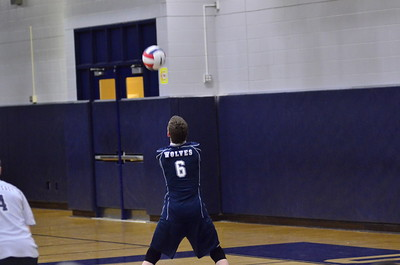 OE Sophomore Volleyball Vs Romeoville 2015