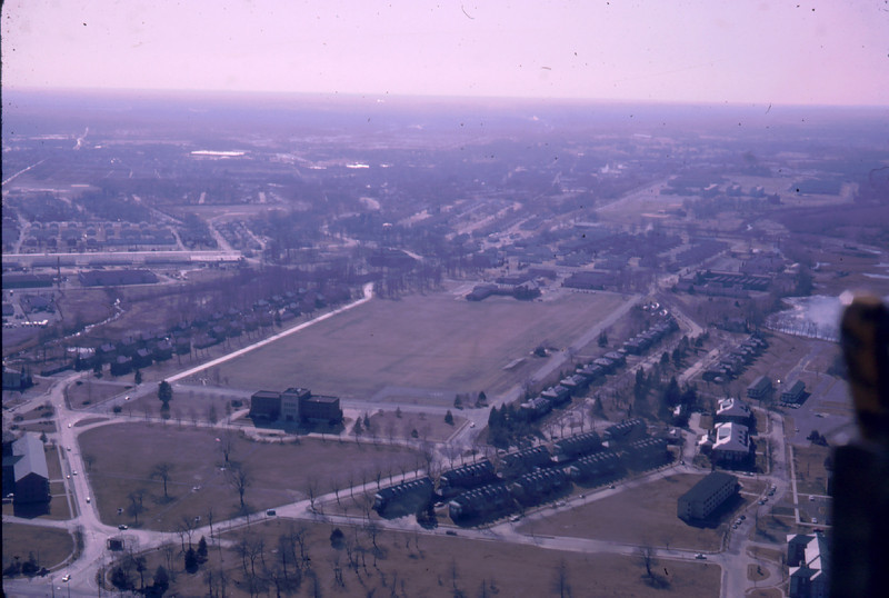 Fort Monmouth NJ Aerial