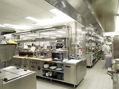 YNP Old Faithful Inn Kitchen Renovation