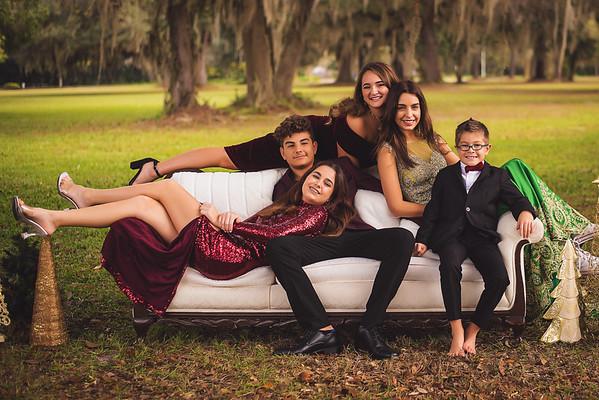 Briceno - Howell Family