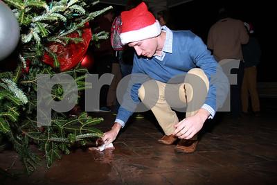 SGA Christmas Tree Lighting 2014