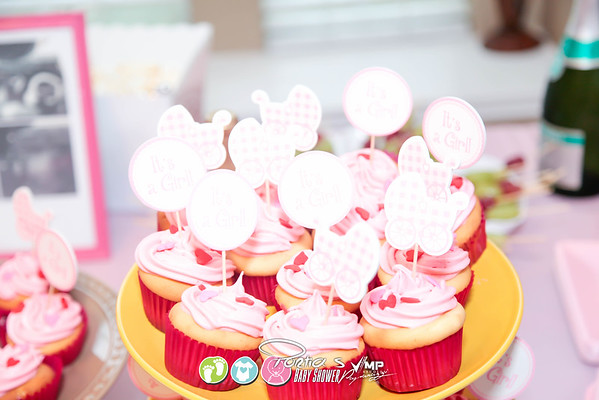 Portia's Baby Shower