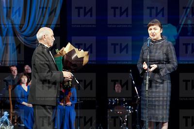 13.11.2019 Юбилейный вечер оркестра и Фуата Абубакирова (Салават Камалетдинов)