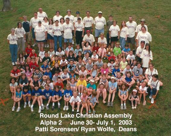 Camp Photos 2003.1