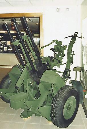 Museums (Air Defense Artillery Displays)