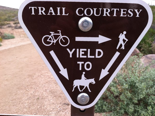 Trails by Type