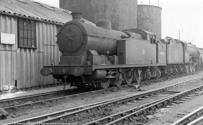 The Robinson Class S1 0-8-4 Tank Locomotives