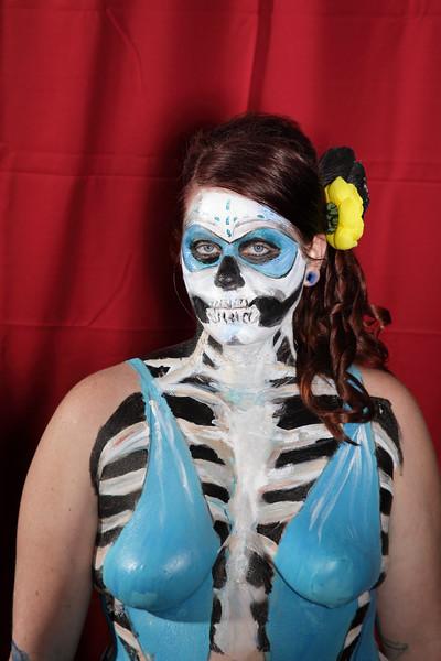 ArtPool day of the dead 2014