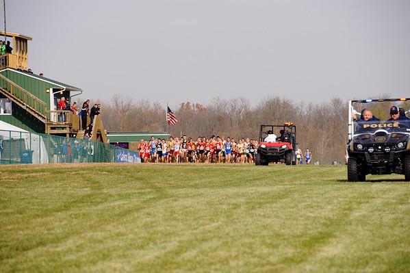 2010 XC State Finals