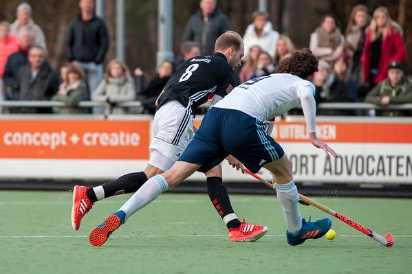 2016-11-27: HC Tilburg H1 - AH&BC H1