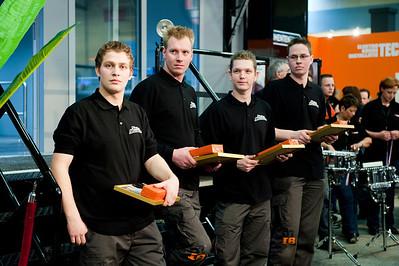 Skills Masters 2012 winnaars