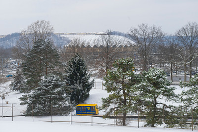34193 Winter Campus Scenes January 2018