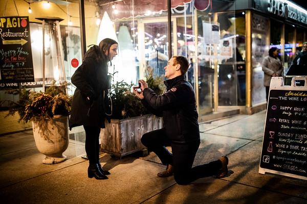 Sara + Ben: Proposal