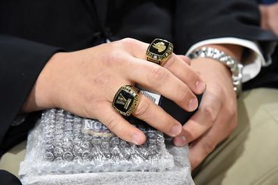 FB Championship Rings Ceremony