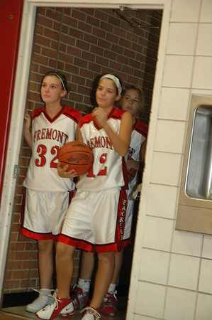 Girls Varsity Basketball - 2006-2007 -  9/142006 Tri-County