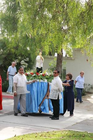 09-22-12 San Lorenz Ruiz Celebration