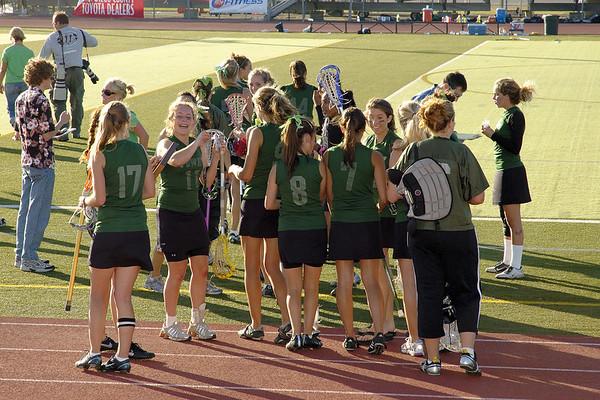 Women's Championship Post Game-Poway vs LCC