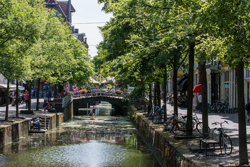 Day 6 - day in Delft, July 9th
