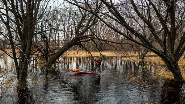 Kicking Off 2019 Paddle Season