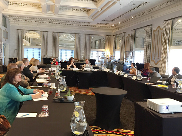 HR & Safety Meeting - October 2017