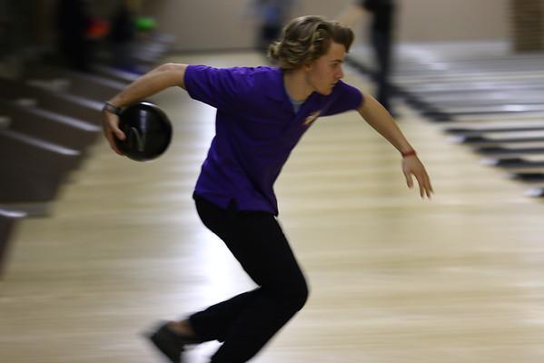 Bowling Team - 1/25/16 - KCHS