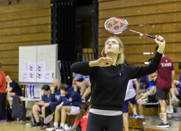 NISSA Badminton Singles Tournament
