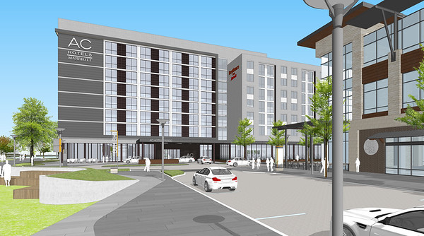 AC Hotel / Residence Inn - Frisco, TX