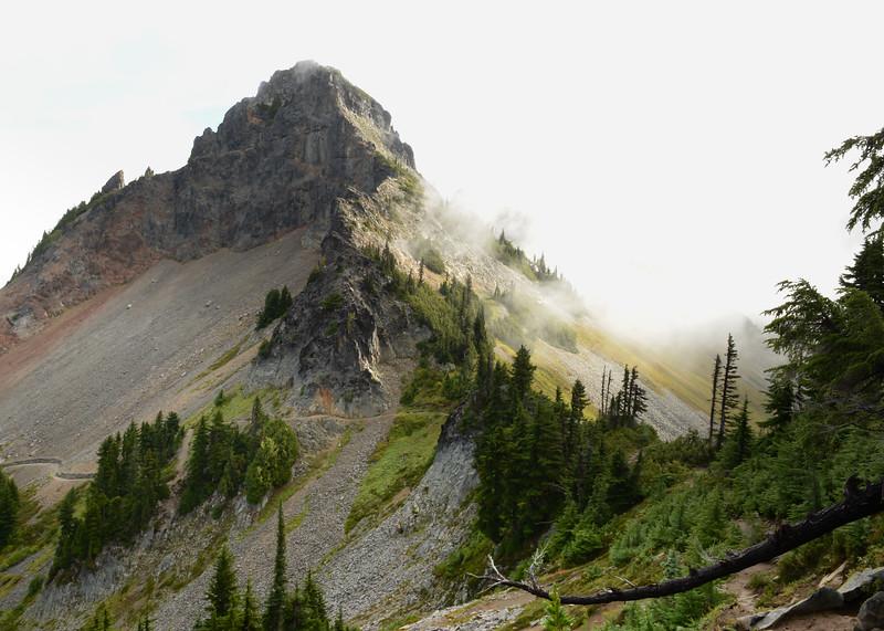 Pinnacle Peak, Tatoosh Mountain Range
