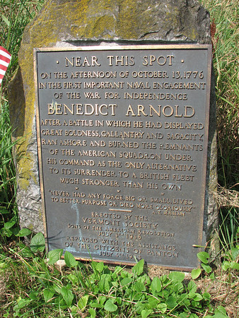 Arnold Bay Monument