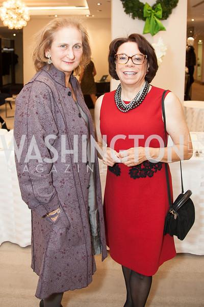 Beth Mendelson, Frances Anne Hardin