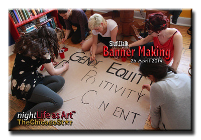 26 april 2014 banner making