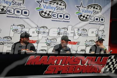 9-26-19 Martinsville Speedway Test