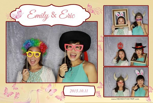 Emily & Eric's Wedding
