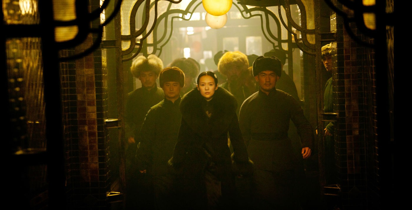 ". 2014 Academy Award Nominee for Best Costume Design: ""The Grandmaster.\"" (Provided by The Weinstein Company)"