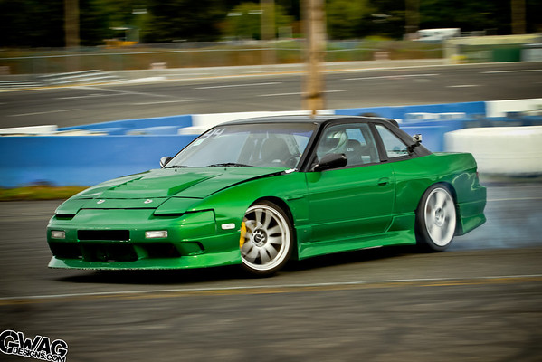 Evergreen Drift ProAm Round 5
