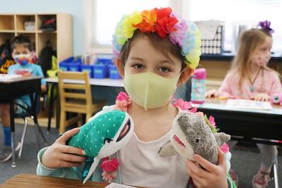 LS Kindergarten Hawaiian Day 3-3-21