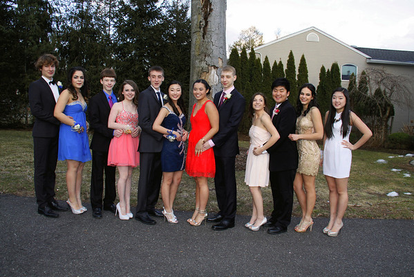 PVHS Junior Prom 3-20-14