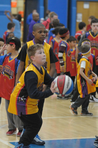 Norristown Area Education Foundation holds fund raiser with Harlem Wizards