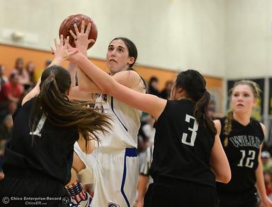 Northern Section Div V Girl's Basketball Finals