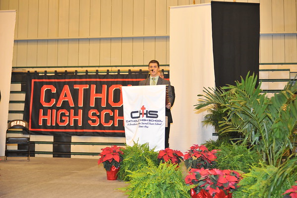 2014 CHS Fall Sports Convocation
