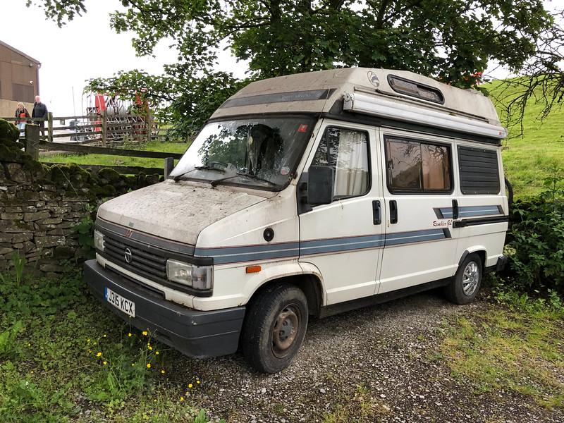 1992 Talbot Express Motorhome