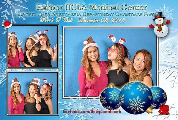 Harbor UCLA xmas Party 2015