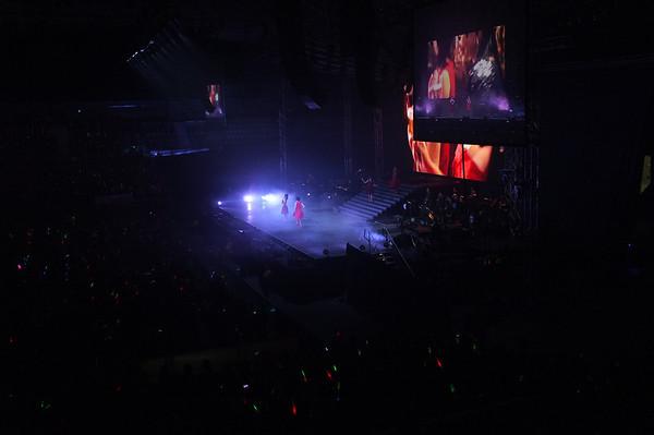 Jacky Cheung Half Century Concert in Melbourne 4 Oct 2011