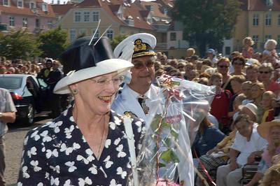 21-07-2006 Dronningen til Sønderborg havn
