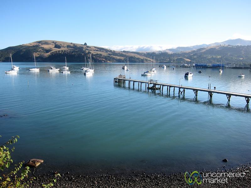 Akaroa Yacht Club - New Zealand