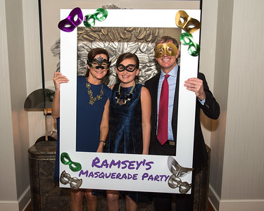 Ramsey's Masquerade Party